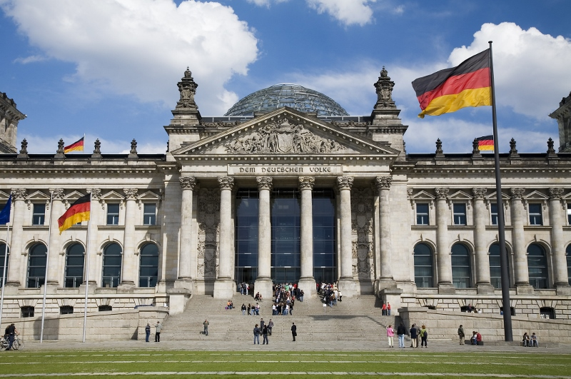 Germany Bundestag data retention