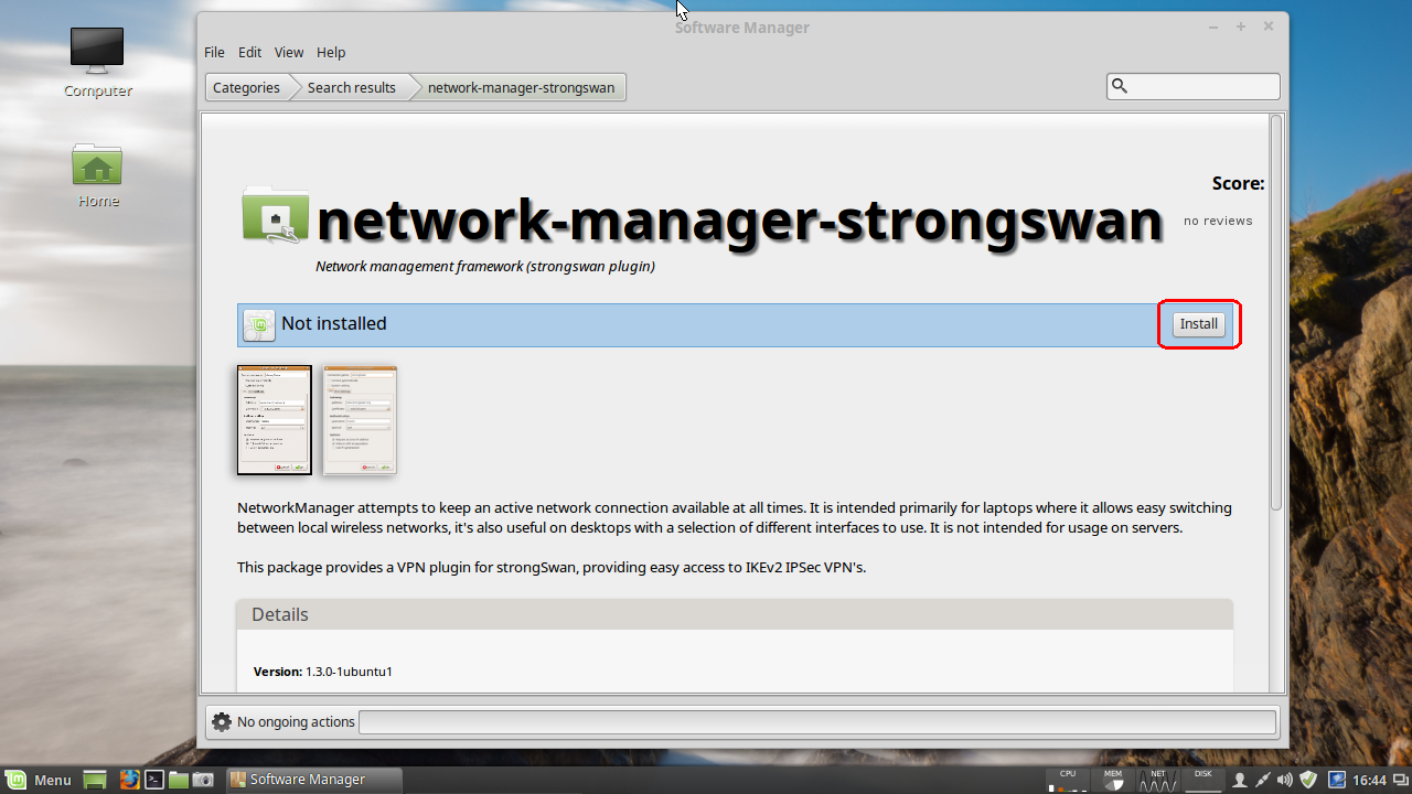 How To Set Up L2tp Ipsec Vpn On Linux Using Networkmanager Strongswan