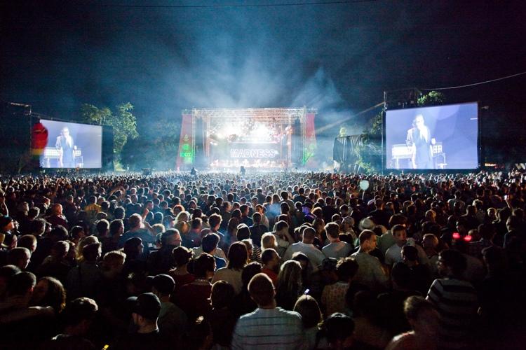 mass surveillance - uk festivals
