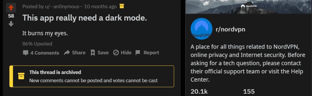 NordVPN Reddit
