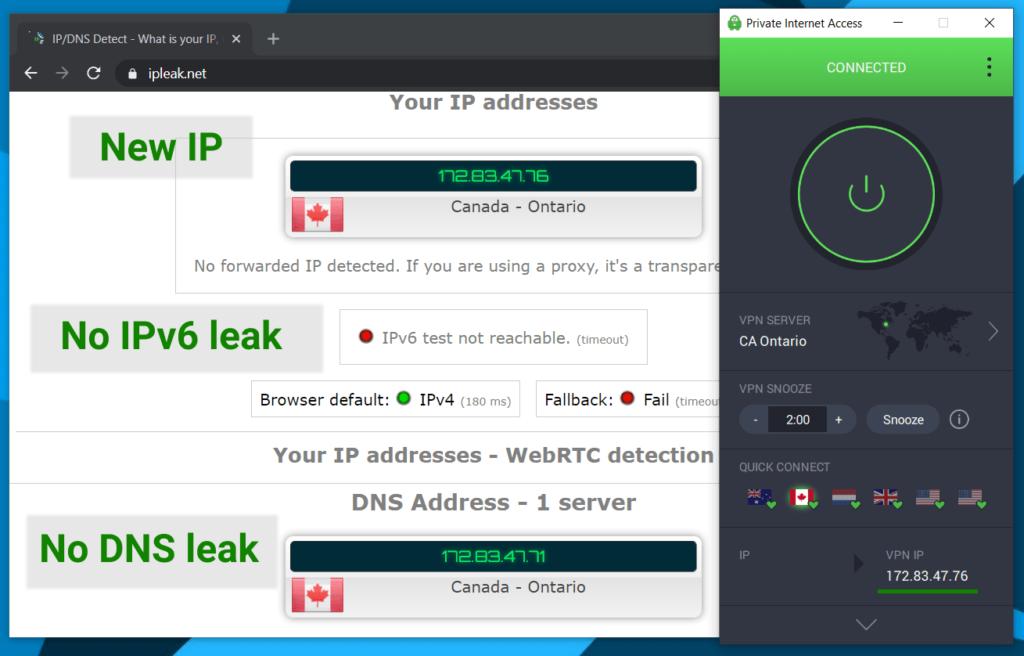 VPN tests