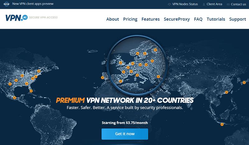 VPN ac