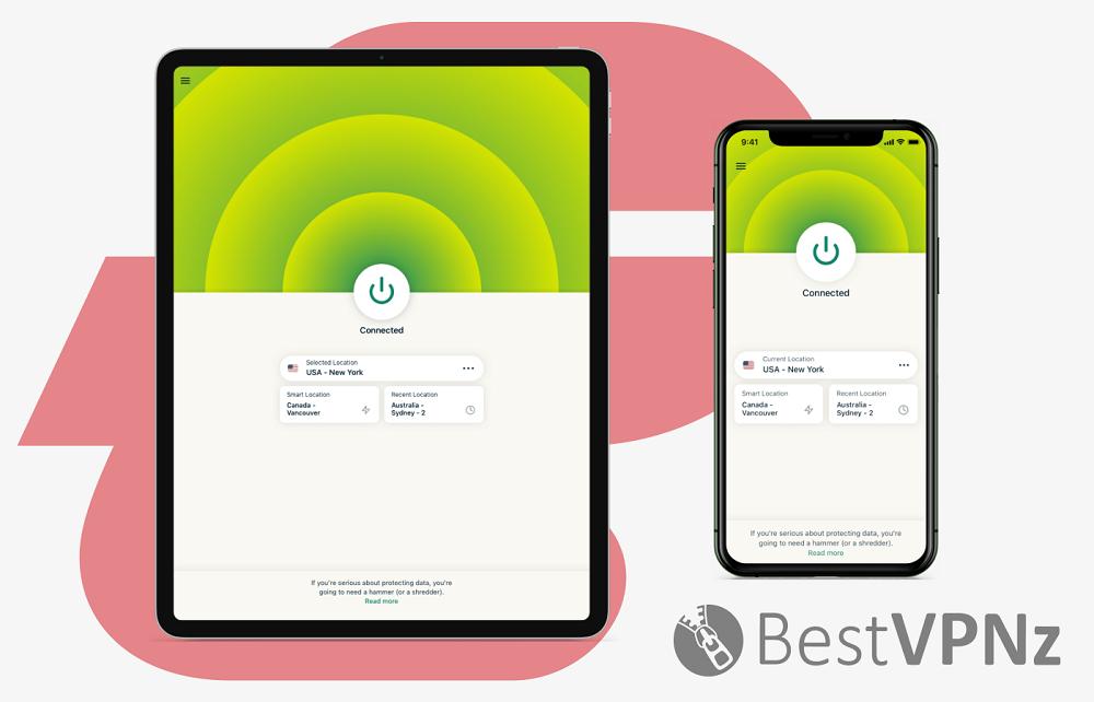 ExpressVPN for iOS